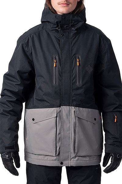Куртка утепленная Rip Curl Palmer Jet Black