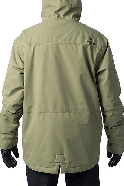 Куртка утепленная Rip Curl Palmer Loden Green-16