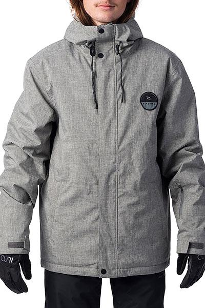 Куртка утепленная Rip Curl The Top Notch Steel Grey-14