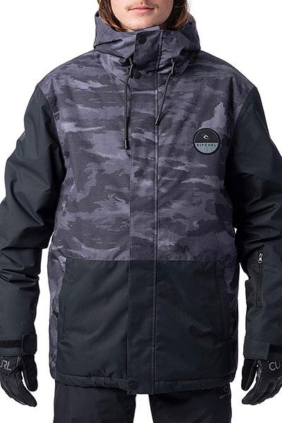 Куртка утепленная Rip Curl The Top Notch Jet Black-13