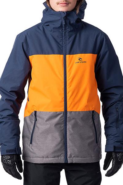 Куртка утепленная Rip Curl Enigma Stacka Persimmon Orang-12
