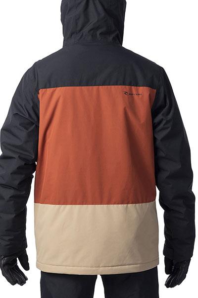 Куртка утепленная Rip Curl Enigma Stacka Arabian Spice-11