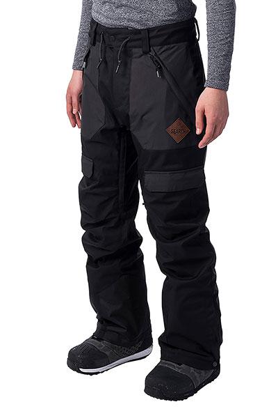 Куртка утепленная Rip Curl Revive Jet Black