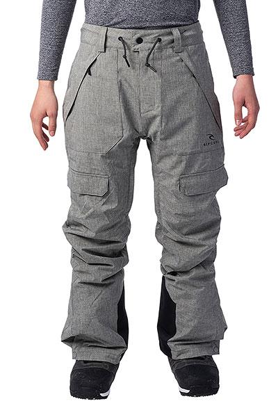 Куртка утепленная Rip Curl Focker Steel Grey