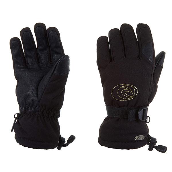 Перчатки сноубордические женские Rip Curl Rider Gloves Jet Black