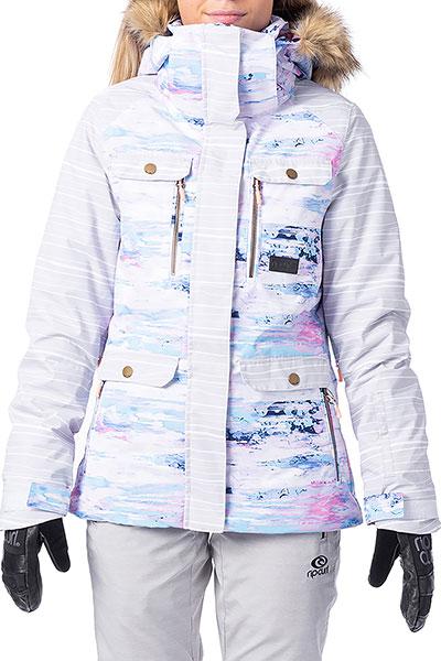 Куртка утепленная женская Rip Curl Chic Lilac Rose