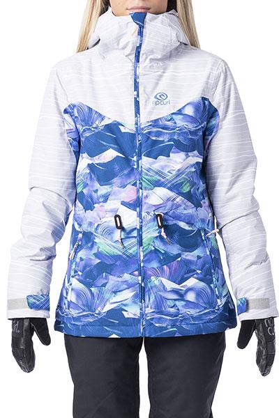 Куртка утепленная женская Rip Curl Betty Ptd Palace Blue-3