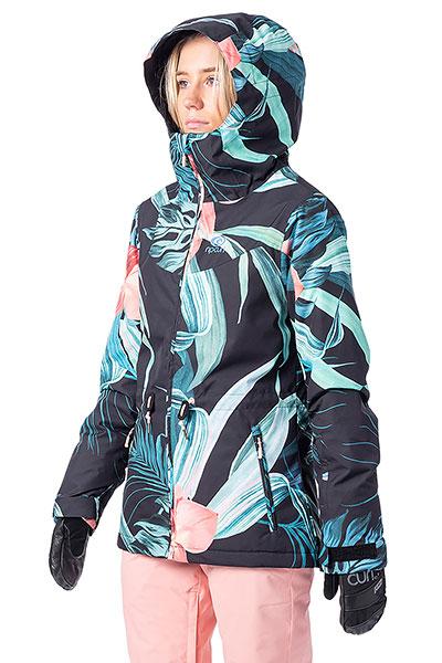 Куртка утепленная Rip Curl Betty Ptd Loden Green