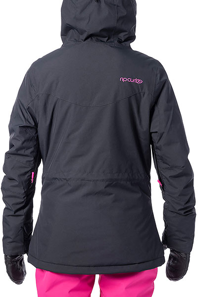 Куртка утепленная Rip Curl Betty Jet Black-2