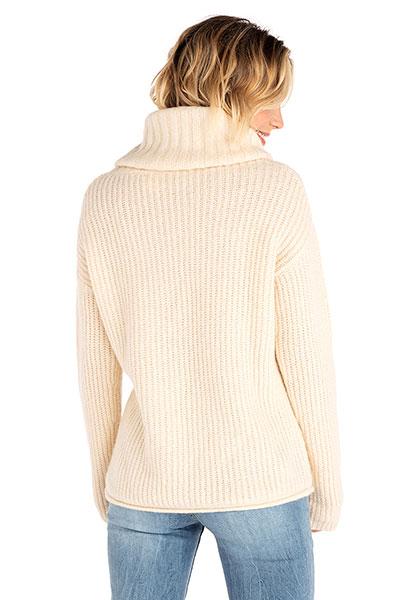 Свитер Rip Curl Neah Roll Neck Sweater Cream Pink