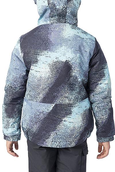 Куртка утепленная детская Rip Curl Olly Ptd Jkt Swedish Blue