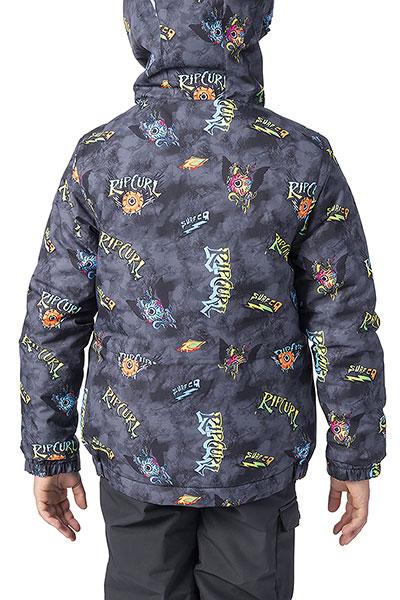 Куртка утепленная Rip Curl Olly Ptd Jkt Steel Grey