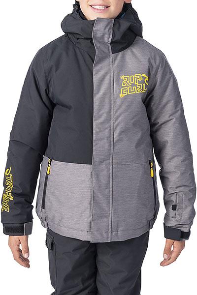 Куртка утепленная Rip Curl Olly Jkt Jet Black