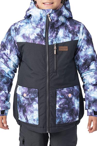 Куртка утепленная Rip Curl Snake Jkt Legion Blue