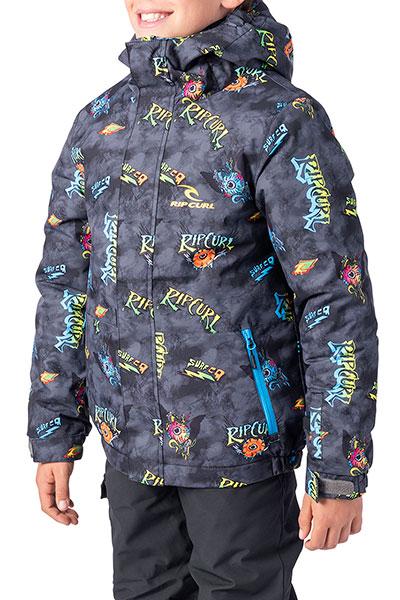 Куртка утепленная детская Rip Curl Olly Grom Steel Grey
