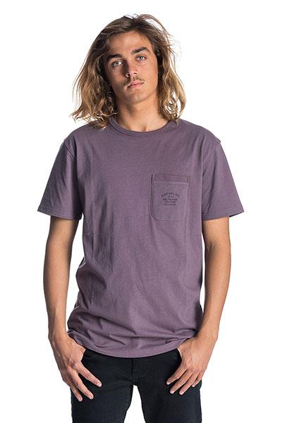 Футболка Rip Curl Organic Pocket Purple
