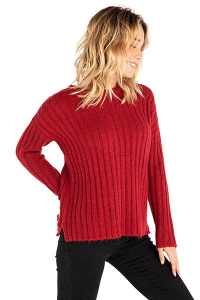 Свитер женский Rip Curl Pana Crew Sweater Jester Red