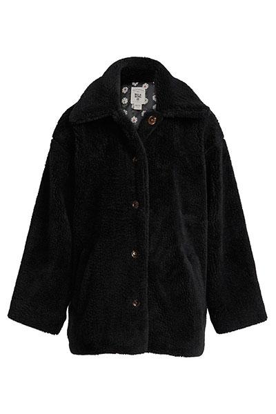 Пальто женское Billabong Cosy Moon Black
