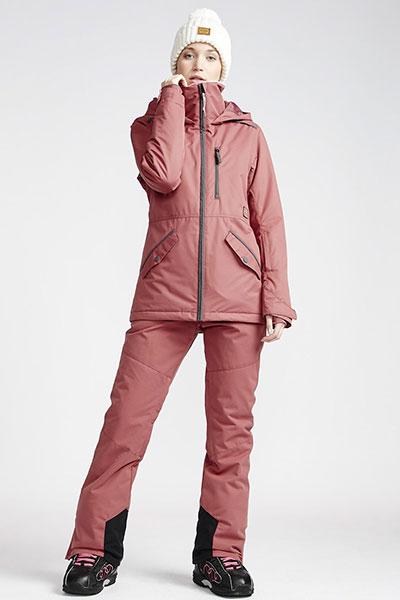 Штаны сноубордические женские Billabong Malla Vintage Plum