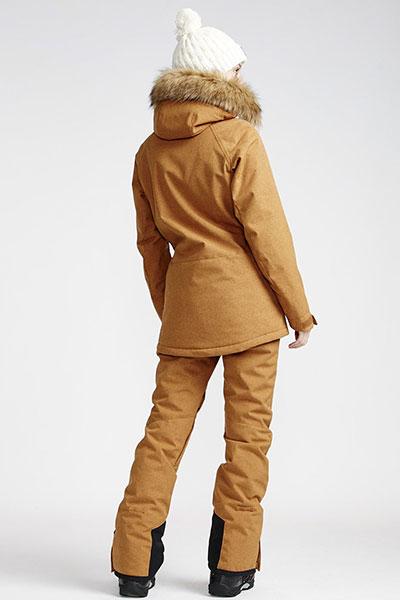 Штаны сноубордические женские Billabong Malla Beeswax