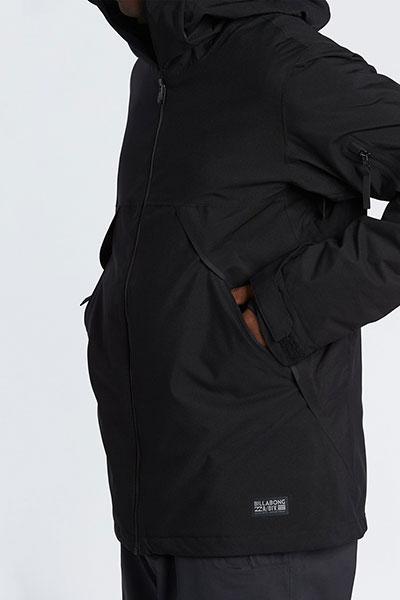 Куртка сноубордическая Billabong Expedition Black