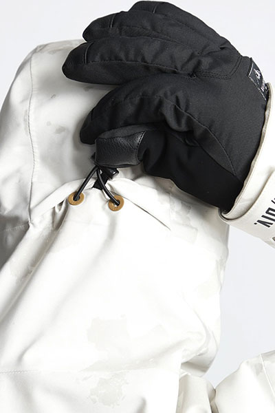 Анорак сноубордический Billabong Quest Bone