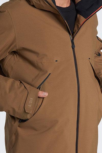Куртка сноубордическая Billabong Expedition Ermine