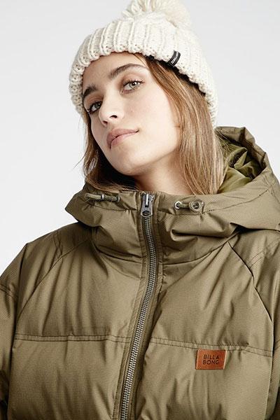 Куртка зимняя женская Billabong Northern Olive