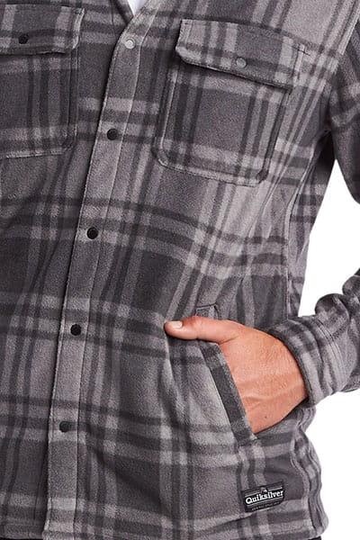 Рубашка QUIKSILVER в клетку QUIKSILVER Surfdays Tarmac Chec