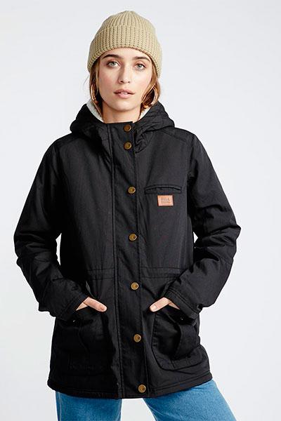 Куртка женская Billabong Facil Iti Black-12