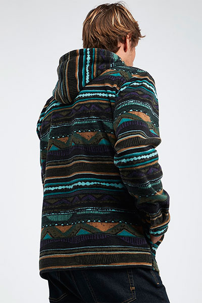 Джемпер Billabong Furnace Anorak Ls Bermuda