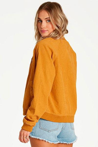 Куртка женская Billabong This Way Honey Gold