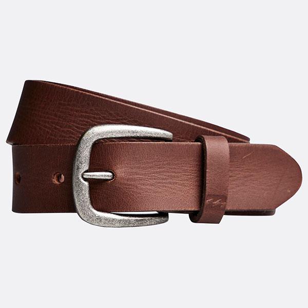 Ремень Billabong All Day Leather Belt Brown