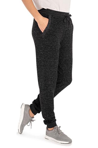Штаны спортивные женские Rip Curl Cosy Trackpant Black Marled