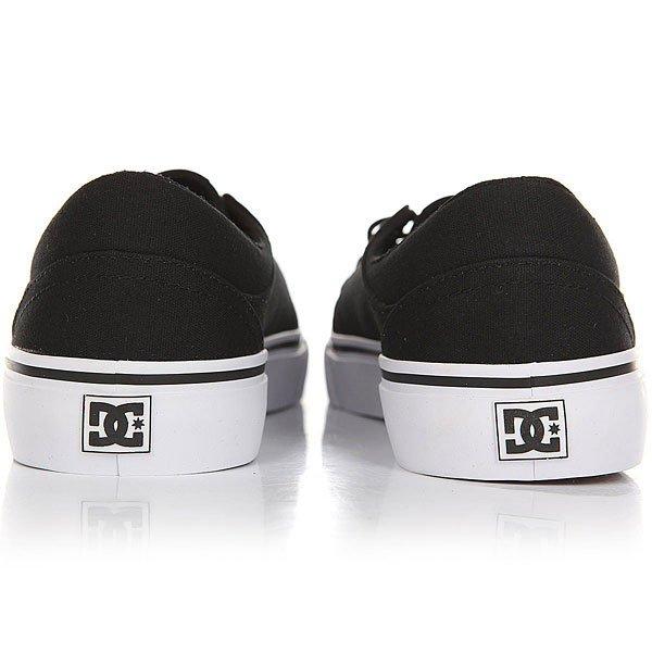 Кеды DC Trase Tx Black/White