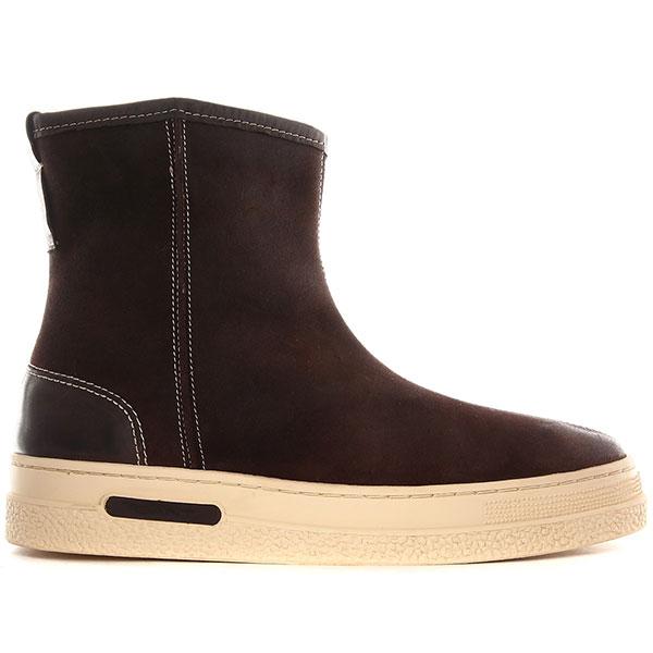 MARIA Gant 19553946 (жен. ботинки)|g46 темно-коричневый/белый|39
