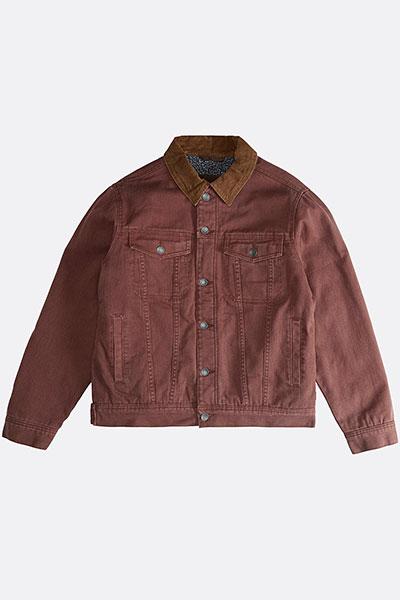 Куртка Barlow Trucker Rust Brown