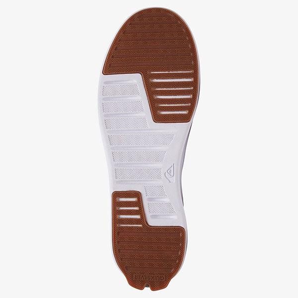 Слипоны QUIKSILVER Surfcheckiiprem Shoe Brown/Brown/White