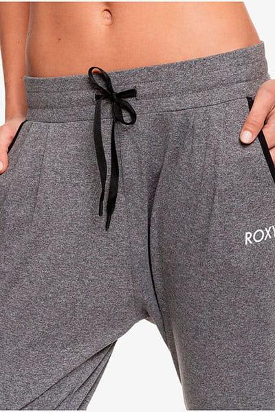 Штаны спортивные Roxy Jungle Roots Charcoal Heather