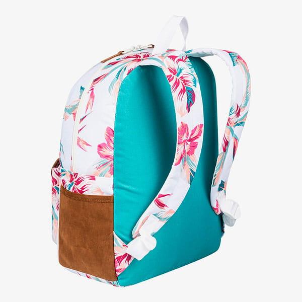 Рюкзак городской Roxy Carribean Snow White