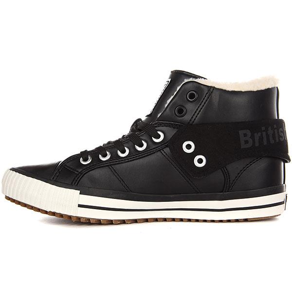 Кеды British Knights Roco B44-3758-03 Черный 42