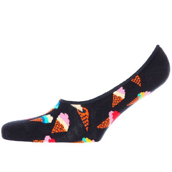 Носки женские Happy Socks 3-pack Ice Cream Liner Sock Icc18 36-40