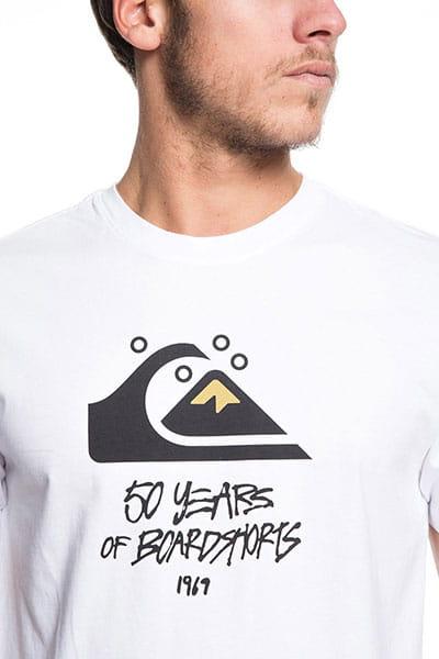 Футболка QUIKSILVER 50 Year