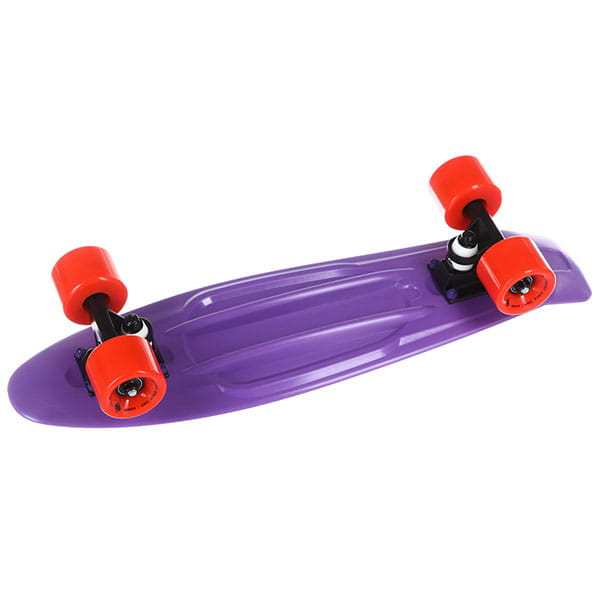Скейт мини круизер  Purple Haze Purple 6 x 22.5 (57 см)