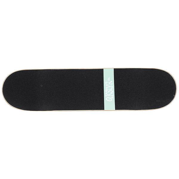 Скейтборд в сборе QUIKSILVER Aloha Light Blue 32 x 8 (20.3 см)