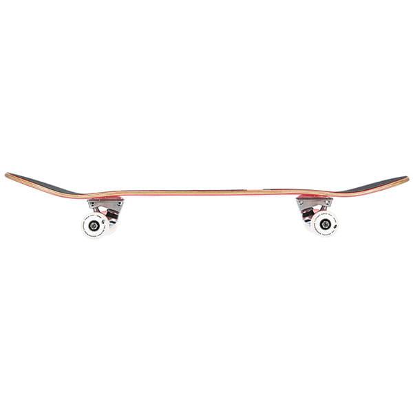Скейтборд в сборе QUIKSILVER Spirit Red 31.75 x 7.8 (19.8 см)