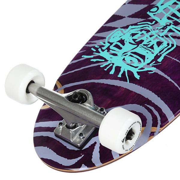 Скейт круизер QUIKSILVER Crusoe Multi 9.75 x 30 (76.2 см)