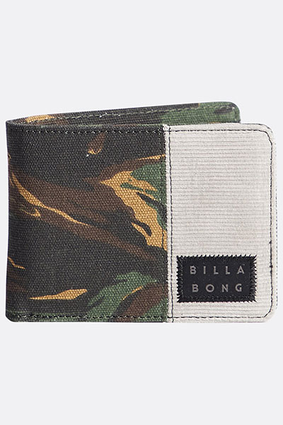Кошелек Billabong Tides Wallet Camo