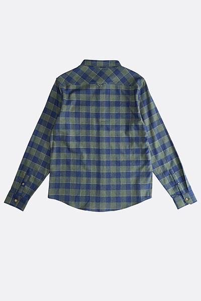 Рубашка в клетку Billabong All Day Flannel Ls Forest