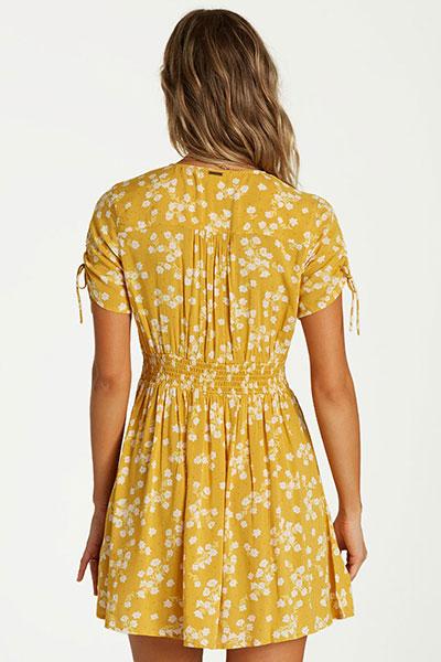 Платье женское Billabong Twirl Twist  Gold